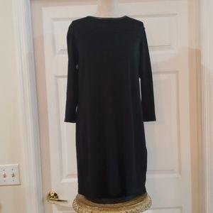 Ralph Lauren mini black dress